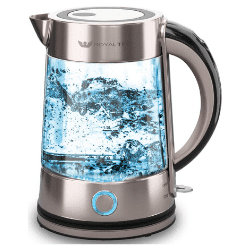 ROYALTEC Electric Glass Kettle