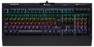 corsair strafe quiet keyboard
