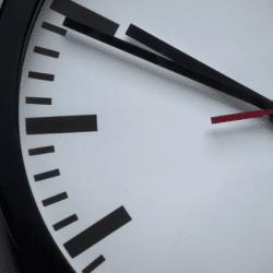 A non ticking clock