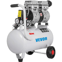 Vevor 25 litre silent compressor